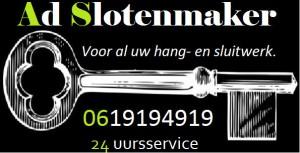 Slotenmaker elburg